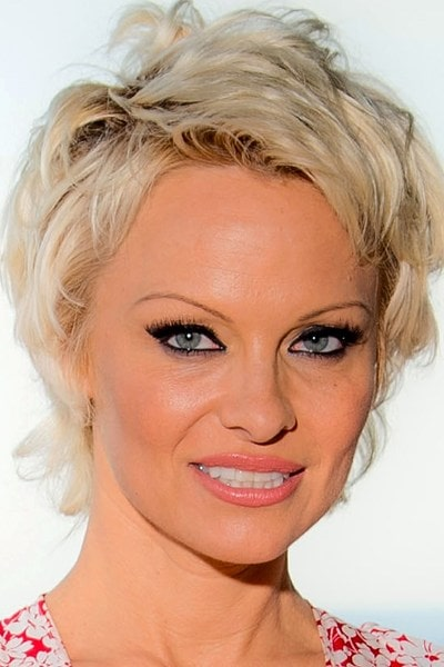 Pamela Anderson worst celebrity eyebrows