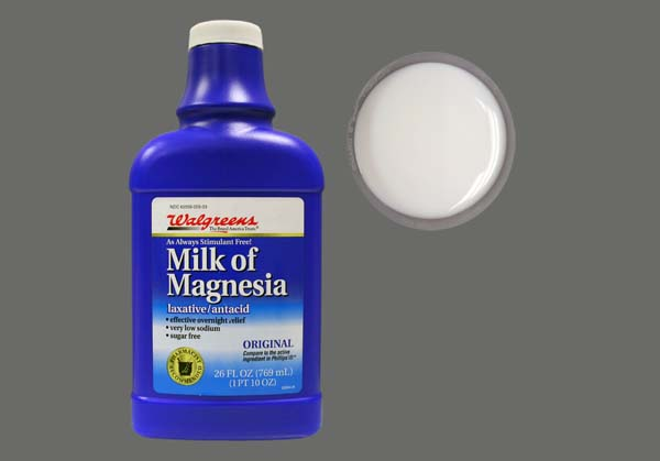 how to make milk of magnesia deodorant