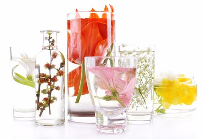 floral water uses