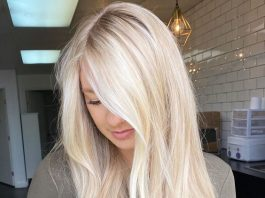 Blonde Hair Between Appointments